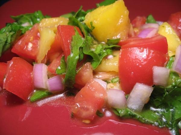 Salade_tomates_mangues_roquette_mini